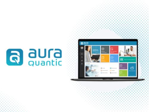 Auraportal ahora es AuraQuantic: Herramienta #1 de automatización de software