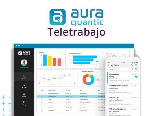 Auraquantic Teletrabajo